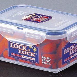 600 ml Lock & Lock Frischhaltedose HPL 811